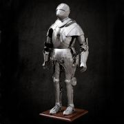 Medieval Italian Suit Of Armour